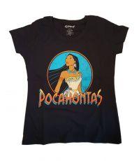 Pocahontas Dámské Tričko Pocahontas Velikost M