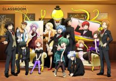 Assassination Classroom Nástěnná Decoration School Prom 140 x 200 cm