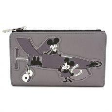 Disney by Loungefly Peněženka Mickey Mouse Vintage Grey