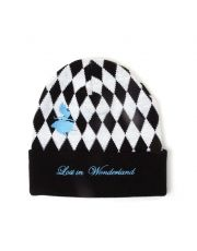 Disney Čepice Alice In Wonderland Checkered