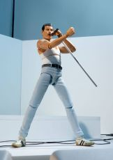Freddie Mercury S.H. Figuarts Akční Figure Live Aid Ver. 15 cm