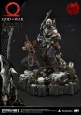 God of War (2018) Soška Kratos & Atreus Deluxe Ver. 72 cm