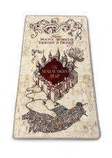 Harry Potter Koberec Marauders Map 76 x 133 cm