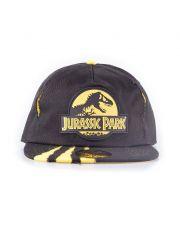 Jurassic Park Snapback Kšiltovka Ripped