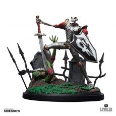 MediEvil Soška Sir Dan Fortesque 24 cm