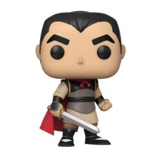 Mulan POP! Movies vinylová Figure Li Shang 9 cm