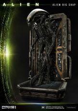 Alien Museum Art Soška / Nástěnná Art Alien Big Chap Akční 88 cm