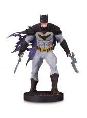 DC Designer Series Mini Soška Metal Batman by Capullo 16 cm