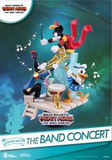 Disney Mickey Mouse D-Stage PVC Diorama The Band Concert 15 cm