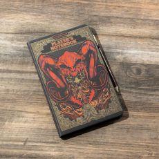 Dungeons & Dragons Poznámkový Blok and Propiska