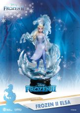 Ledové Království 2 D-Stage PVC Diorama Elsa 15 cm