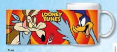 Looney Tunes Hrnek Roadrunner & Coyote