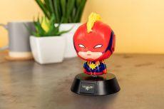 Marvel 3D Icon Light Captain Marvel