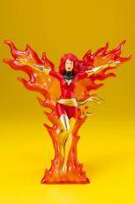 Marvel Universe ARTFX+ Soška 1/10 Phoenix Furious Power (Red Costume) 24 cm