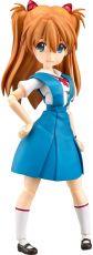 Rebuild of Evangelion Parfom R! Akční Figure Asuka Shikinami Langley School Uniform Ver. 14 cm