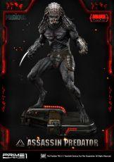 The Predator Soška 1/4 Assassin Predator Deluxe Verze 93 cm