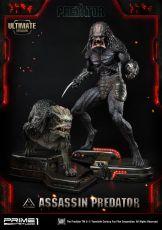 The Predator Soška 1/4 Assassin Predator Ultimate Verze 93 cm