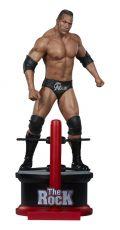 WWE Soška 1/4 The Rock 71 cm