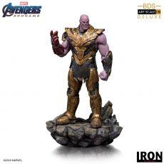 Avengers: Endgame BDS Art Scale Soška 1/10 Thanos Black Order Deluxe 29 cm