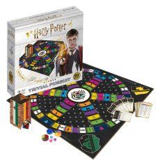 Harry Potter Card Game Trivial Pursuit Ultimate Edition Francouzská Verze