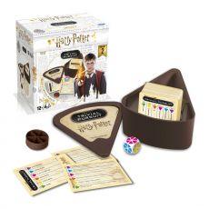Harry Potter Card Game Trivial Pursuit Voyage Vol. 2 Francouzská Verze