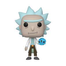 Rick & Morty POP! Animation vinylová Figure Rick with Crystals 9 cm