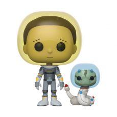 Rick & Morty POP! Animation Vinyl Figure Space Suit Morty 9 cm