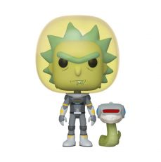 Rick & Morty POP! Animation Vinyl Figure Space Suit Rick 9 cm
