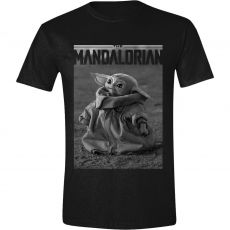 Star Wars The Mandalorian Tričko The Child Tonal Velikost S