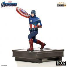 Avengers: Endgame BDS Art Scale Soška 1/10 Captain America 21 cm