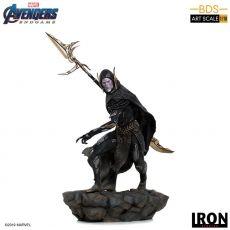 Avengers: Endgame BDS Art Scale Soška 1/10 Corvus Glaive Black Order 27 cm