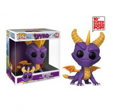Spyro the Dragon Super Sized POP! Games vinylová Figure Spyro 25 cm