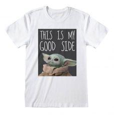 Star Wars The Mandalorian Tričko Good Side Velikost L