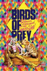 Birds Of Prey Plakát Pack Harley's Hyena 61 x 91 cm (5)