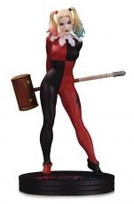 DC Cover Girls Soška Harley Quinn by Frank Cho 23 cm