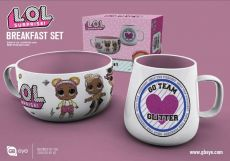 L.O.L. Surprise! Snídaňové nádobí Set Dolls