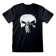 Punisher TV Tričko Logo Velikost M