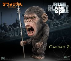 Rise of the Planet of the Apes Deform Real Series Soft vinylová Soška Caesar Spear Ver. 15 cm