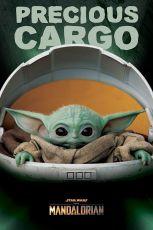 Star Wars The Mandalorian Plakát Pack Precious Cargo 61 x 91 cm (5)