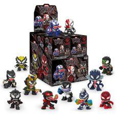Marvel Venom Mystery Minis vinylová Mini Figures 6 cm Display (12)