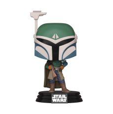 Star Wars The Mandalorian POP! TV vinylová Figure Covert Mandalorian 9 cm