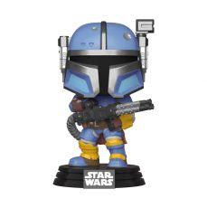 Star Wars The Mandalorian POP! TV vinylová Figure Heavy Infantry Mandaloria 9 cm