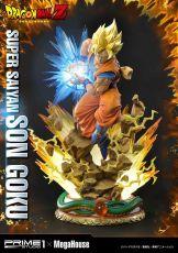 Dragon Ball Z Soška 1/4 Super Saiyan Son Goku 64 cm
