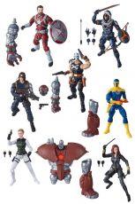 Marvel Legends Series Akční Figures 15 cm 2020 Black Widow Sada (8)