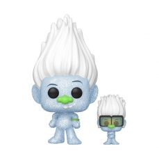 Trolls World Tour POP! Movies vinylová Figure Hip Hop Guy (Diamond Glitter) w/ Tiny 9 cm
