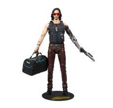 Cyberpunk 2077 Akční Figure Johnny Silverhand Variant 18 cm