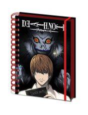 Death Note Wiro Poznámkový Blok A5 Shadow