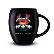 Metallica Oval Hrnek Master of Puppets