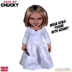 Seed of Chucky MDS Mega Scale Talking Akční Figure Tiffany 38 cm