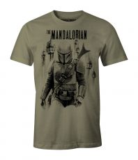 Star Wars The Mandalorian Tričko The Mandalorian Velikost XL